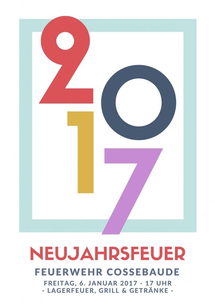 Einladung Neujahrsfeuer 2017