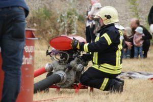 Pumpe für Löschangriff
