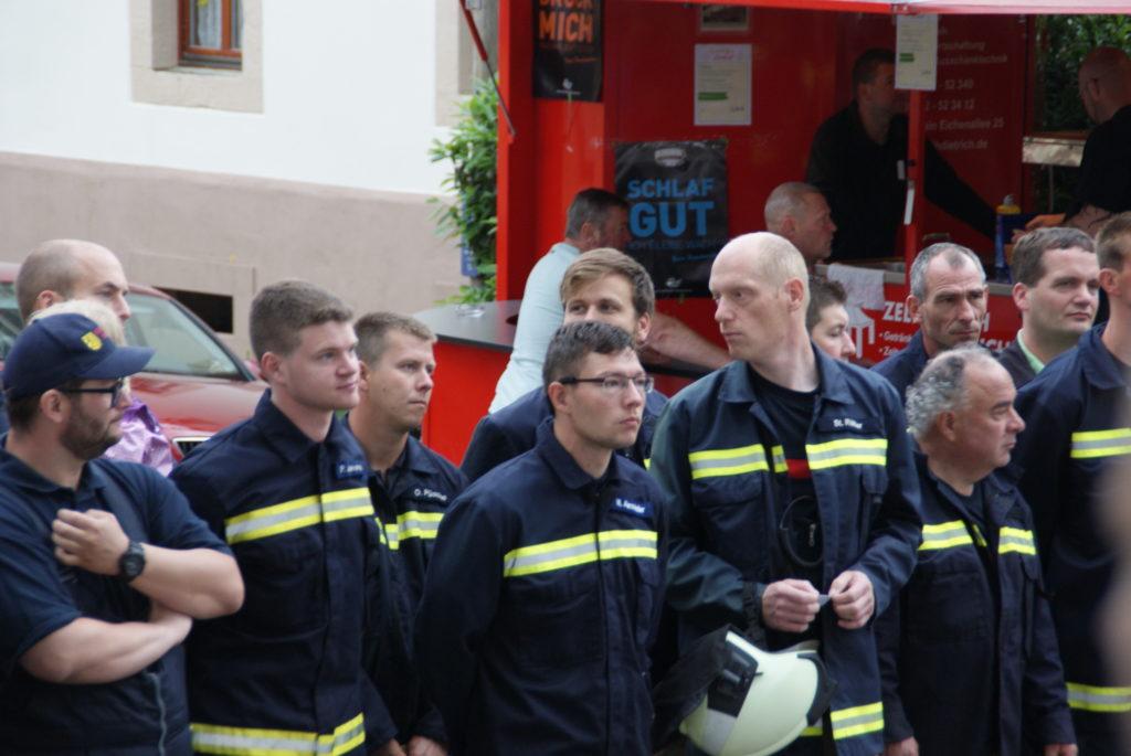 Mannschaft Cossebaude in Ockerwitz